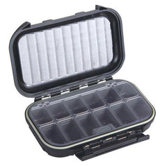 TFO WATERPROOF 12 COMPARTMENT / RIPPLE FOAM FLY BOX