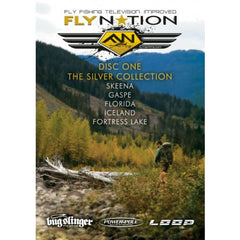 Fly Nation Silver Disc Collection DVD
