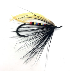 Classic Flies by Will Bush - Variegated Sun Fly