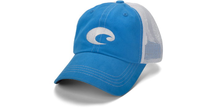 Costa Del Mar Hat: Mesh