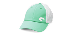Costa Del Mar Hat: Offset Logo Performance