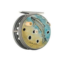 Hardy Limited Edition Charles Jardine Artwork Perfect Reel