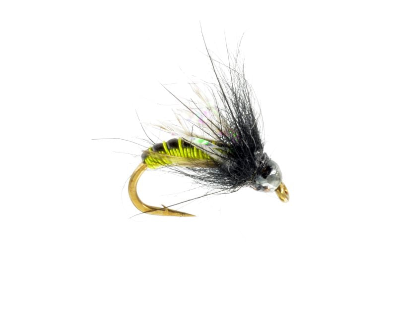 Caddis Nymphs: Hotwire Caddis