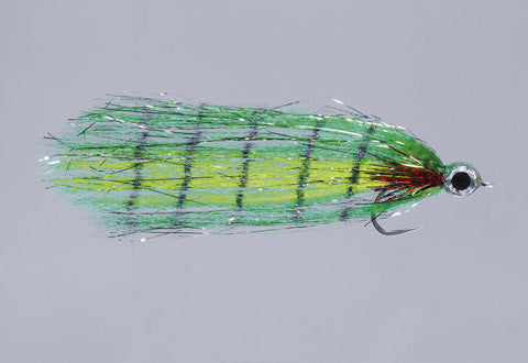 Rainy's Flies - Barred Peacock Predator: All Colours