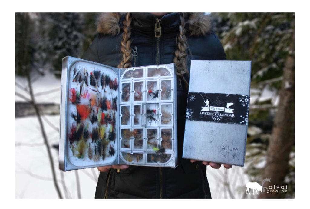 Allure Fly Fishing Advent Calendar