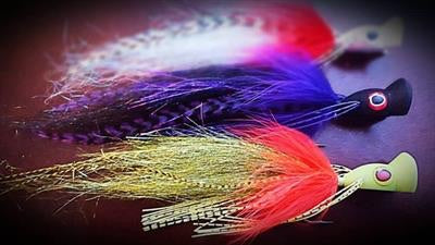 Rainy's Flies - Satkowski's Swingers Convention Fly: All Colours
