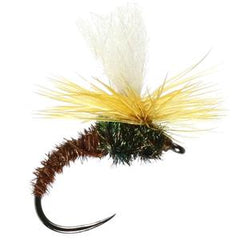 Mayfly Patterns: Klinkhammer - Pheasant Tail