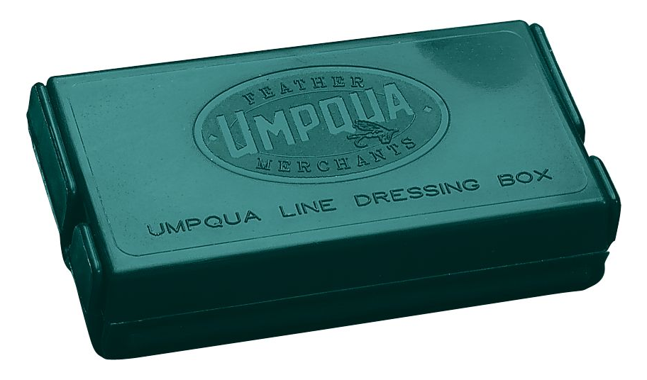 Umpqua Line Dressing Box
