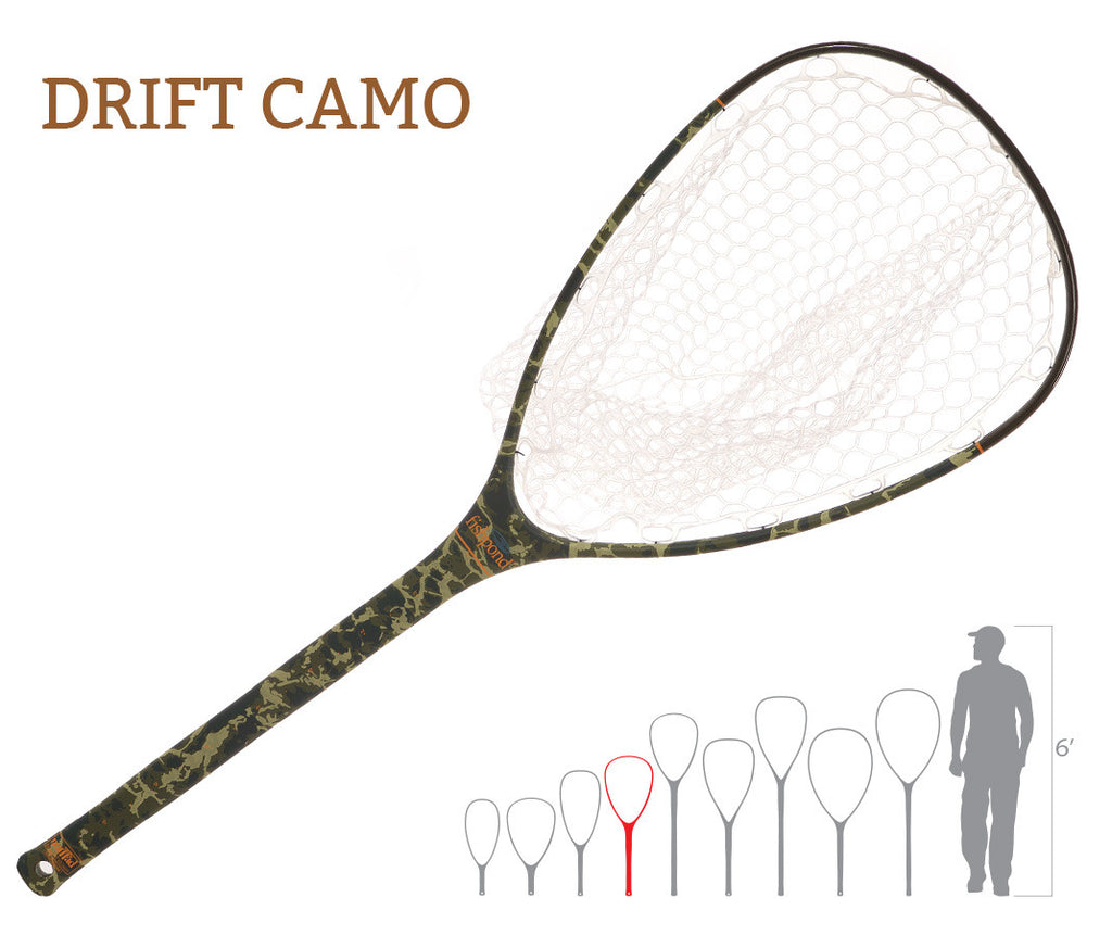Fishpond Nomad Mid-Length Wading Net