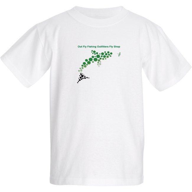 O.F.F. Fly Shop Kids Short Sleeve Logo T-Shirt