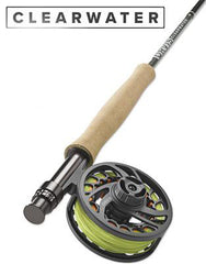 Orvis Clearwater Outfit Fly Rod/Reel Kit
