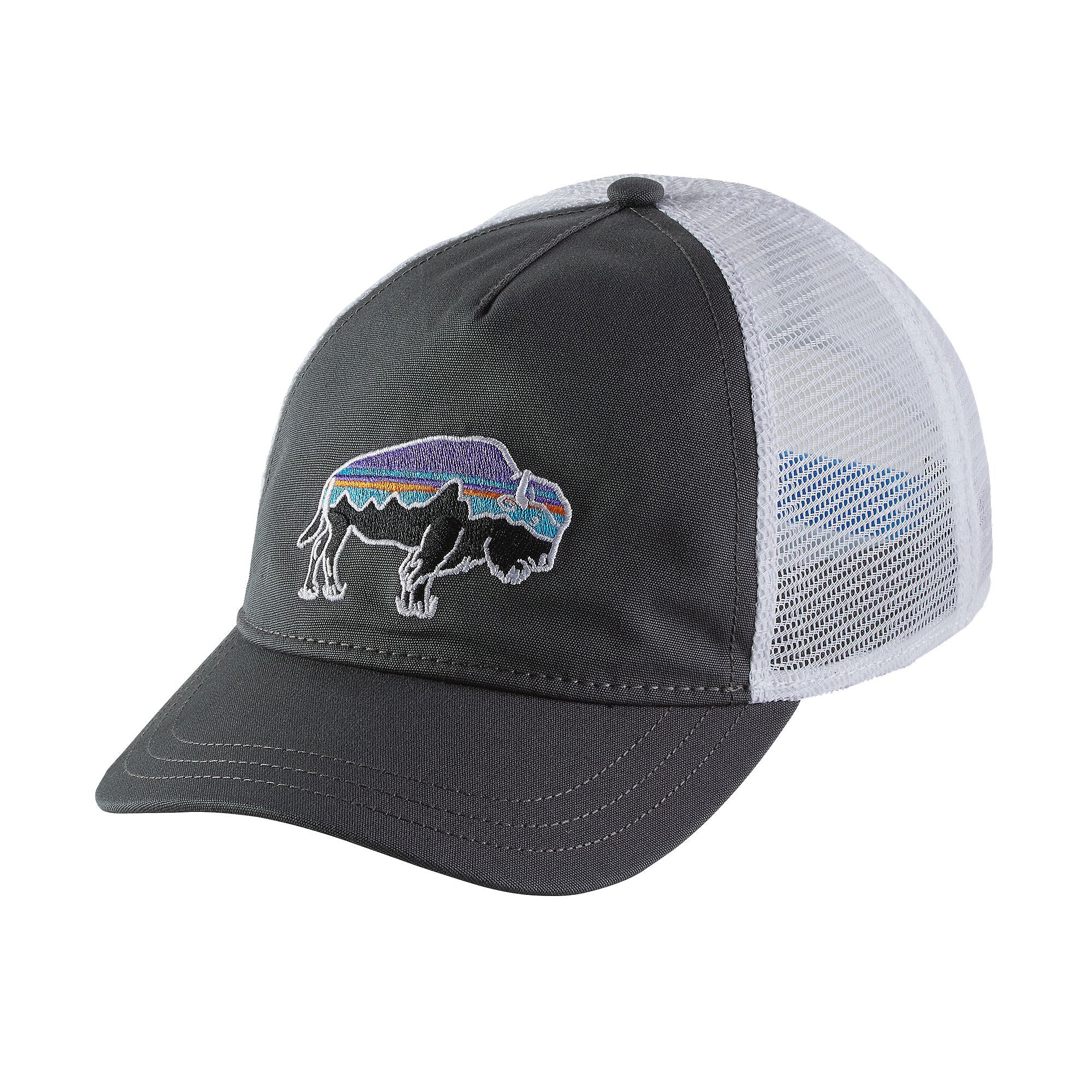 ab8a9f6f9a577 Patagonia Hat - Women s Fitz Roy Bison Layback Trucker