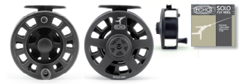 "Echo Gecko/Solo Reel Kit 7'9"" 4/5 wt"