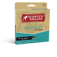 Scientific Anglers - Sonar Titan Taper Sink Tip Fly Line: (Triple Density) INT/S3/S6