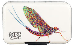 MFC Fly Box- Poly and Optional Leaf