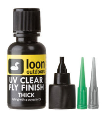 Loon Outdoors : UV Clear Fly Finish