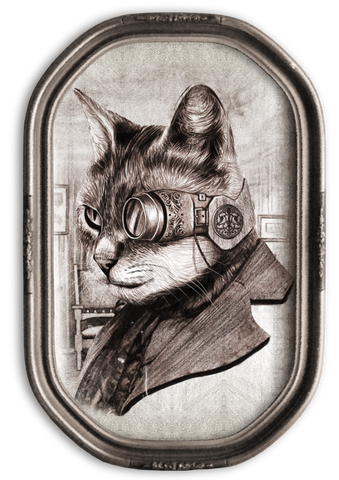 Steampunk by Dr. Radar
