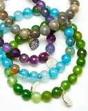 Agate Stone Bracelets - Adventure Kitty  - 1