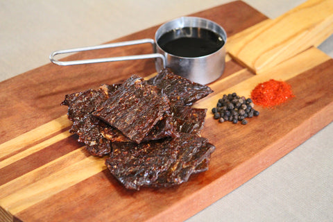 Beef Jerky- Spicy, Teriyaki and Regular