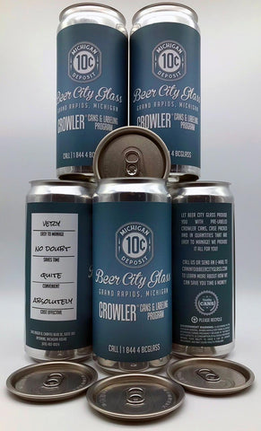 Tier 2 - 32oz. Crowler Can Kit