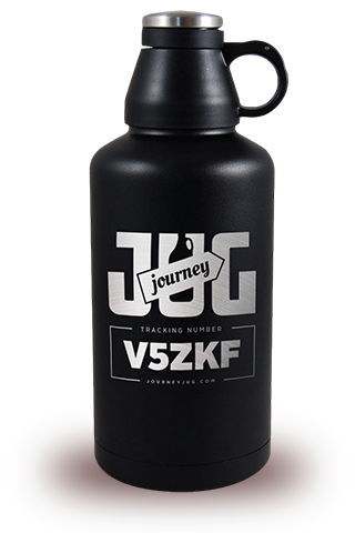 The Journey Jug Double Wall Insulated Growler