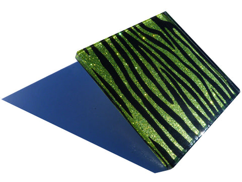 Emerald City Zebra Tiles (large)