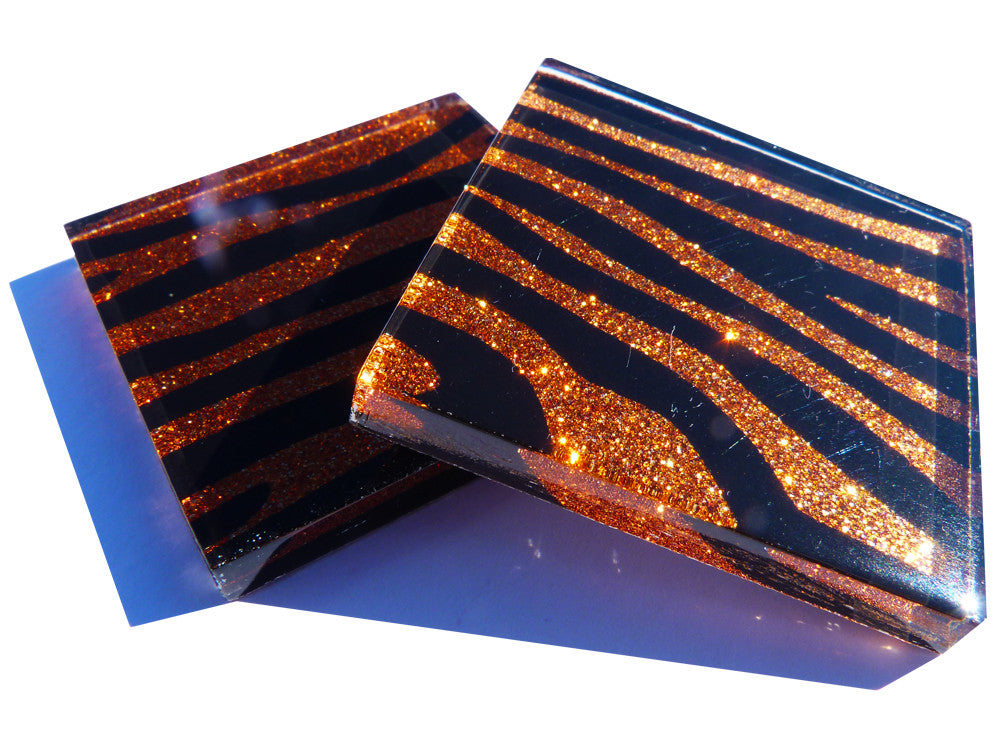 Burnt Orange Zebra Tiles (small)
