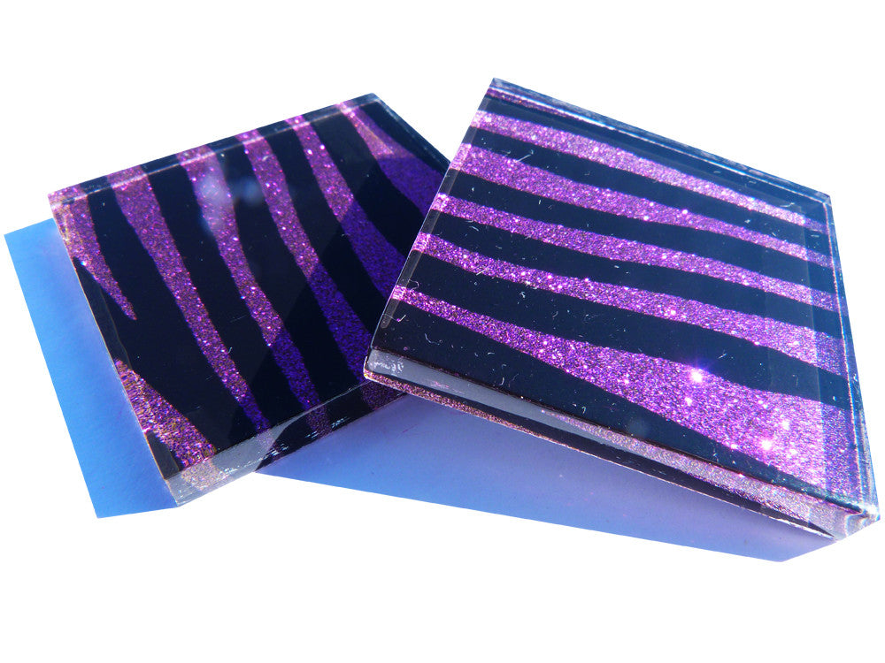 Purple Rain Zebra Tiles (small)