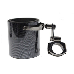 Carbon Fiber Motorcycle Cup Holder