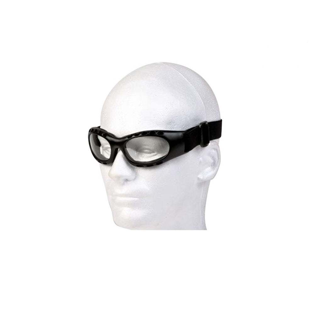 Goggles with Clear Lens