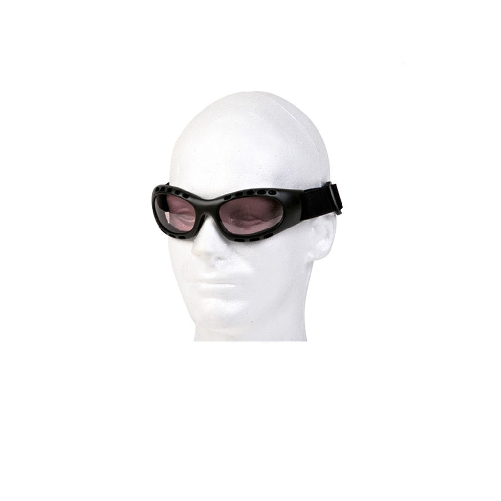 Motorcycle Goggles with Photochromic Lens