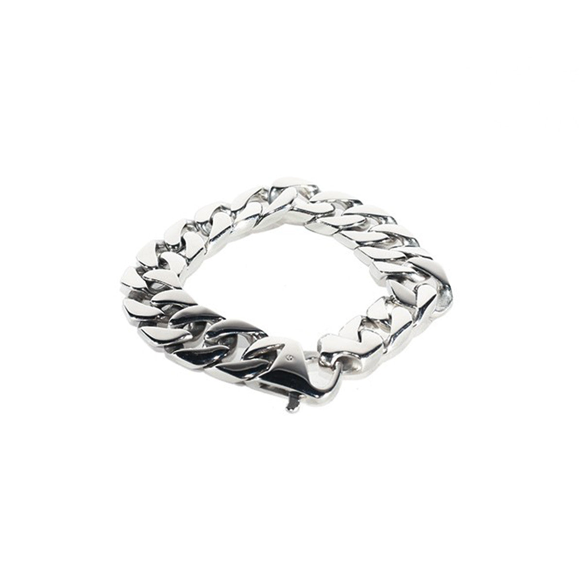Cuban Link Heavy Duty Stainless Steel Bracelet