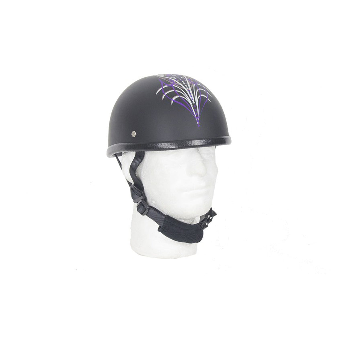 Electric Starlight Novelty Motorcycle Helmet