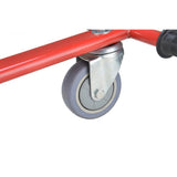 Go Cart Accessory for Hoverboard - Red