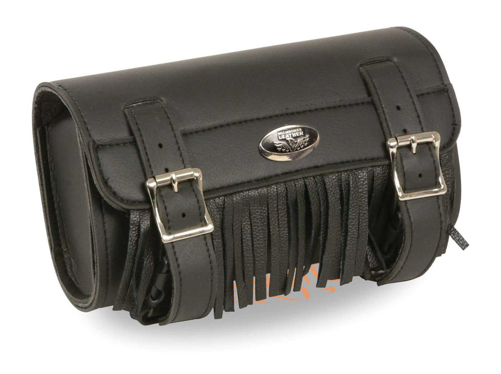 TWO STRAPS FRINGES TOOL BAG W/ QUICK RELEASE