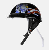 200 DOT APPROVED HELMET W/ DOUBLE EAGLE COMFORTABLE