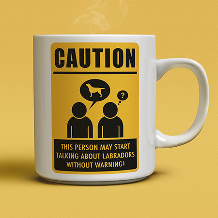Caution! - Coffee Mug