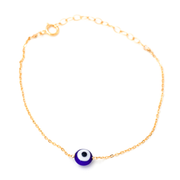 MAY MARTIN <br> Evil Eye Bracelet - The Shop Laguna Beach