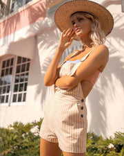L*SPACE <BR> Dean Wide-Brim Straw Hat - The Shop Laguna Beach