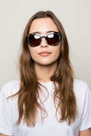 WONDERLAND <BR> Colony Sunglasses <Br><small><i> (More Colors Available) </small></i>