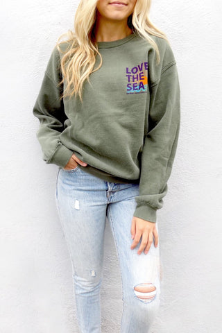 THE SHOP CLASSIC<BR>Cali Pullover Hoodie<br><small><i>(More Colors Available)</i></small>