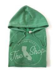THE SHOP CLASSIC <BR> Cali Pullover Hoodie <br><small><i> (More Colors Available) </i></small> - The Shop Laguna Beach