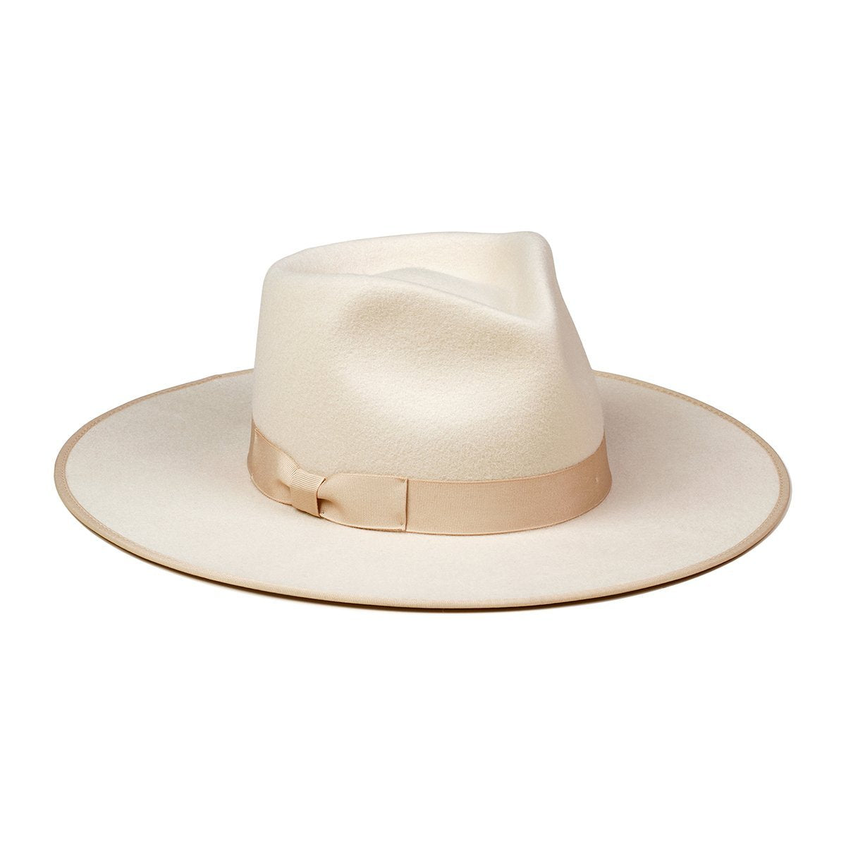 LACK OF COLOR The Rancher Hat Ivory