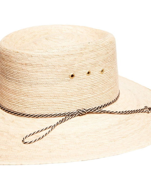 L*SPACE <BR> Wayne Straw Beach Hat - The Shop Laguna Beach
