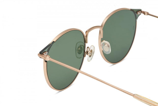 WONDERLAND <BR> Moreno Valley Metal Sunglasses - The Shop Laguna Beach