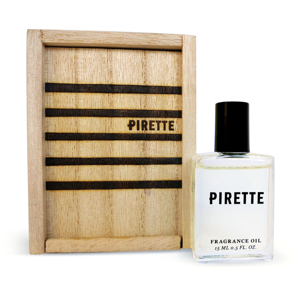 PIRETTE BEACH <BR> 15ml Rollerball Fragrance Oil - The Shop Laguna Beach