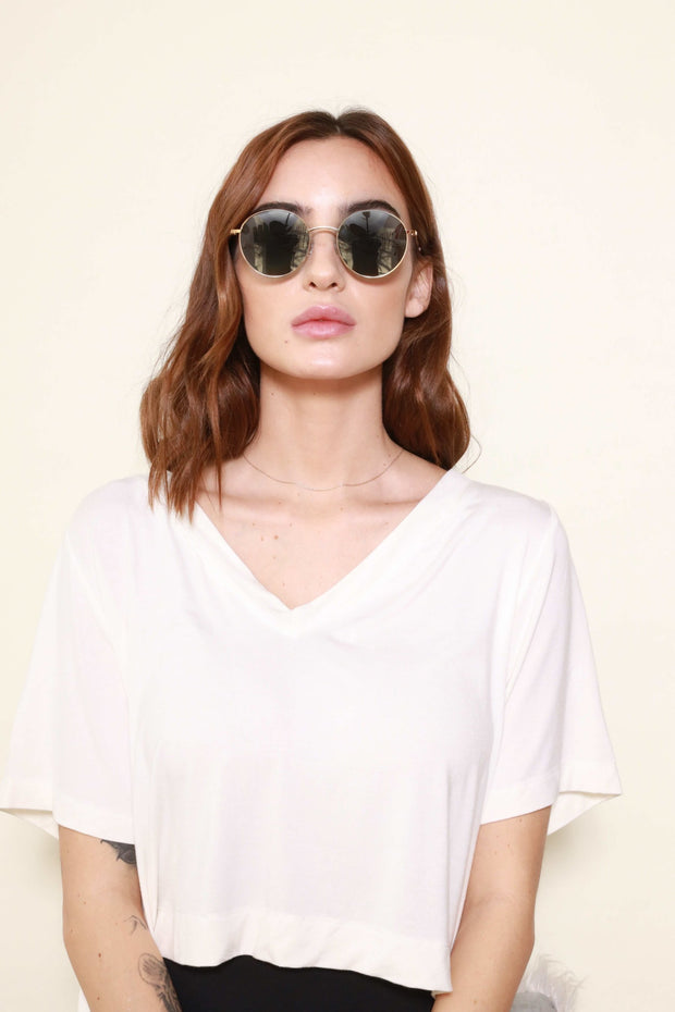 WONDERLAND  Redlands Metal Sunglasses   (More Colors Available)  - The Shop Laguna Beach