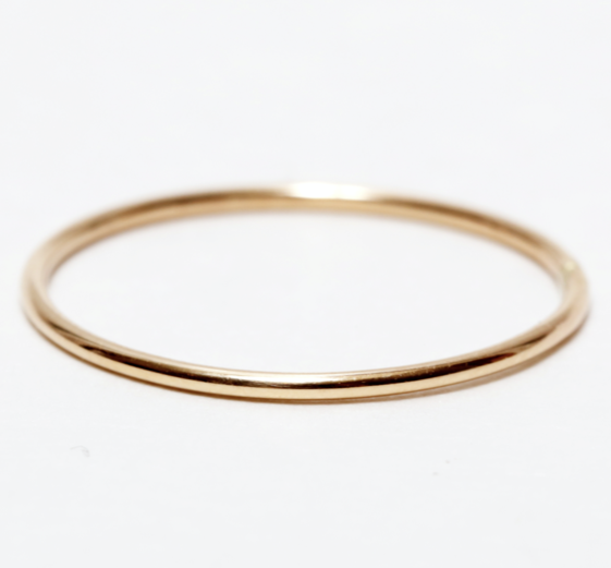 PARADIGM <br> Thin Saros Ring-The Shop Laguna Beach