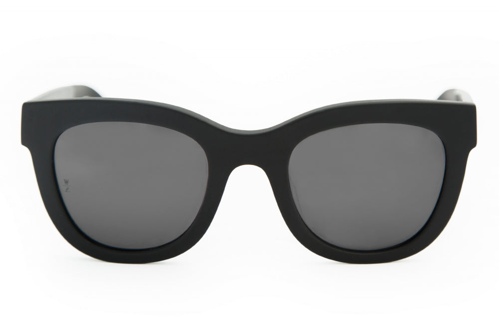 WONDERLAND SUN Colony Sunglasses Gloss Black