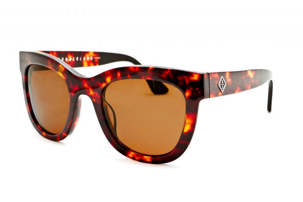WONDERLAND SUN Colony Sunglasses Tortoise
